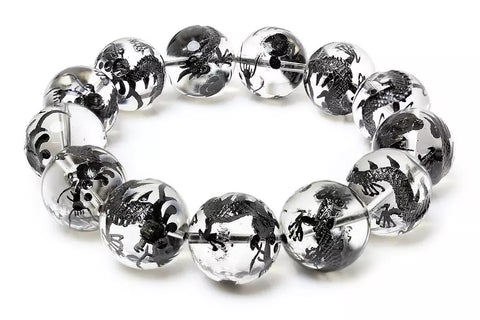 Black Dragon Clan Bracelet