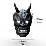 Irezumi Empire Hannya Mask (Wearable)
