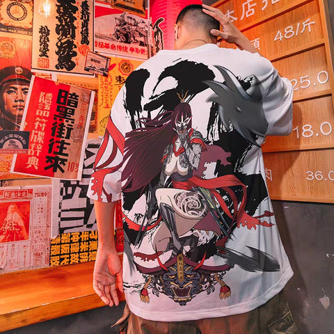 Ninja Geisha Shirt By Irezumi Empire