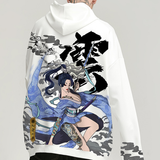 雲 Cloud Warrior Hoodie