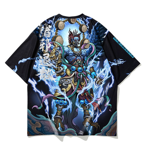 Raijin God of Thunder Shirt By Irezumi Empire