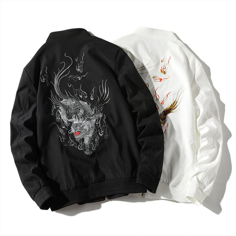 Foo Dog Guardian Jacket