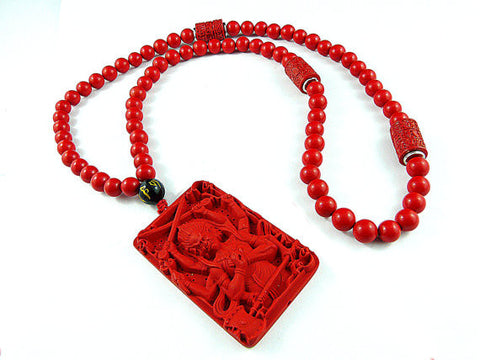 Rakshasa Buddhist Pendant Necklace
