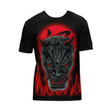 Hannya Raging Sun T-Shirt