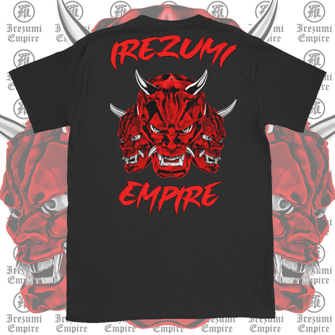 Red Rage Hannya Oni Shirt