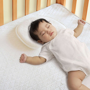 Pomelo Best Head Flat Pillow for 6-12 Months Baby