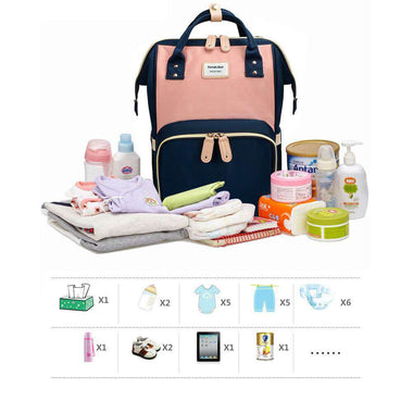 Pomelo Best Diaper Changing Backpack