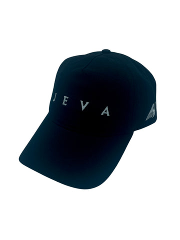 JEVA  Dad Hat / BLK