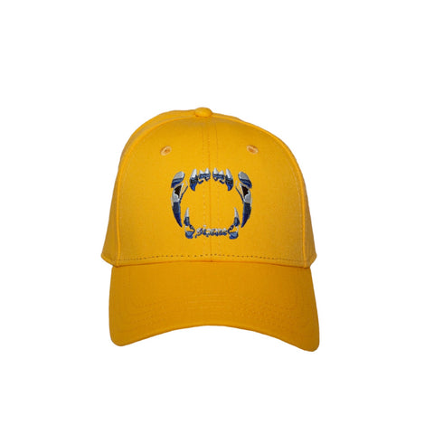 COLMILLOS SIXNE  Dad Hat / Yellow