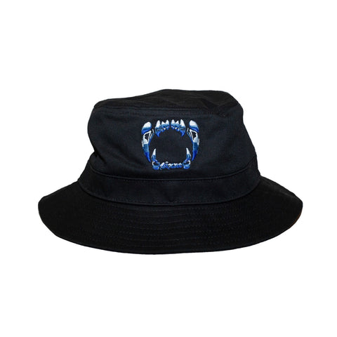COLMILLOS SIXNE  Bucket Hat / Black