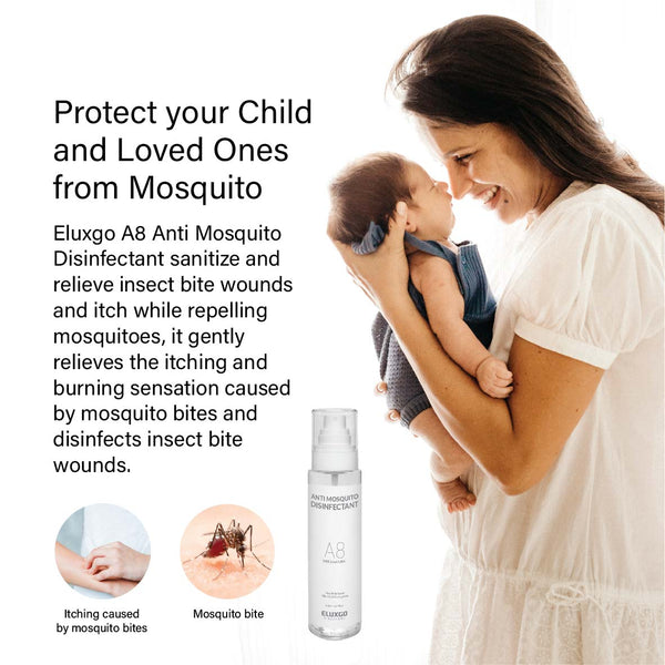 A8 Anti Mosquito Disinfectant (150ml)