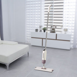 spray mop floor cleaning