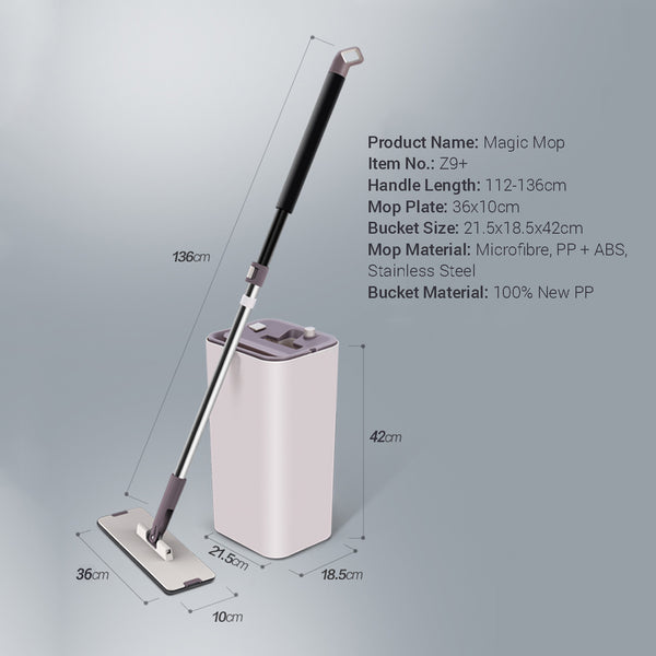Magic Mop Z9+