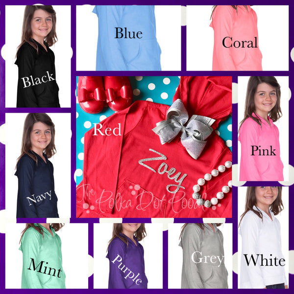 Lilly-Inspired Light-Weight Hoodie- Infant-Adult