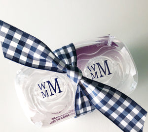 Personalized Pacifiers (set of 2)