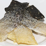 Charlie's Salmon Skin Chips