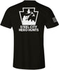 STEEL CITY HERO HUNTS T-Shirt