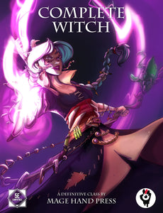 Complete Witch (PDF)