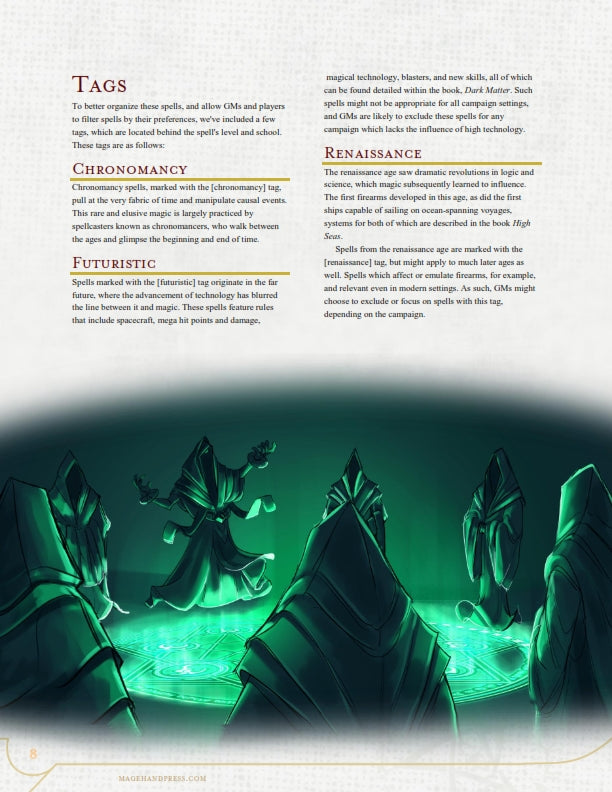 From the Arcane Archive (PDF) – Mage Hand Press