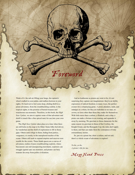 High Seas Update (PDF)