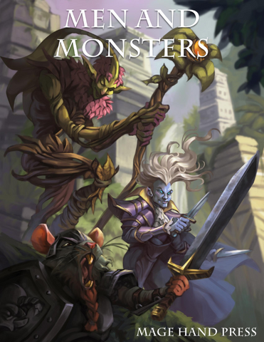 Men and Monsters (PDF)
