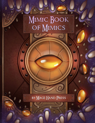 Mimic Book of Mimics (PDF)
