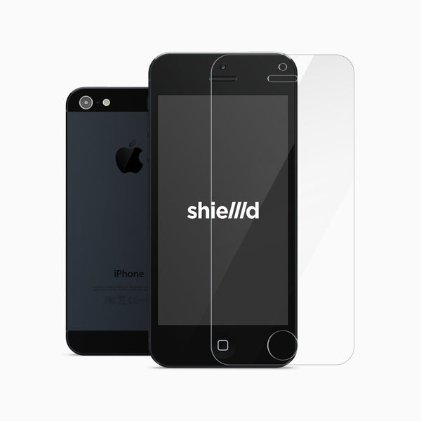 Apple iPhone 5/5s/5c/SE screen protector by shiellld