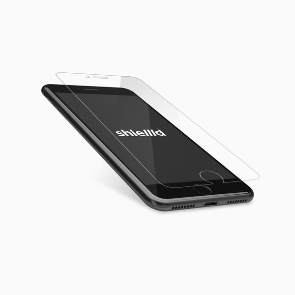 Apple iPhone 7 Plus screen protector by shiellld