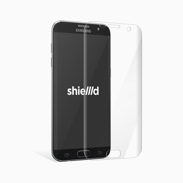 Samsung Galaxy S6 Edge screen protector by shiellld