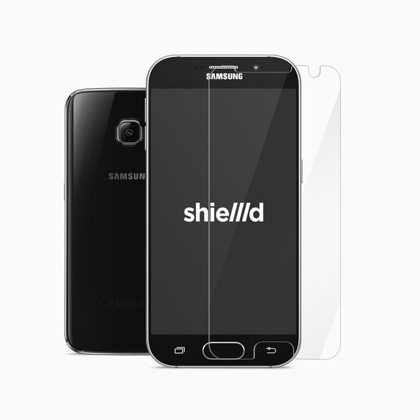 Samsung Galaxy S6 screen protector by shiellld