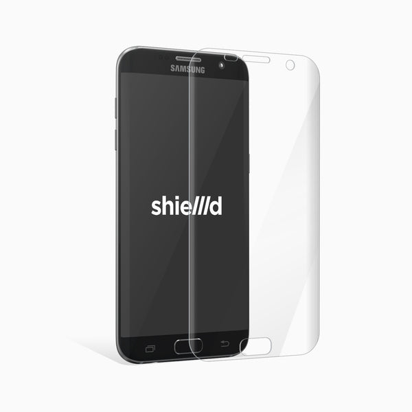 Samsung Galaxy S7 Edge screen protector by shiellld