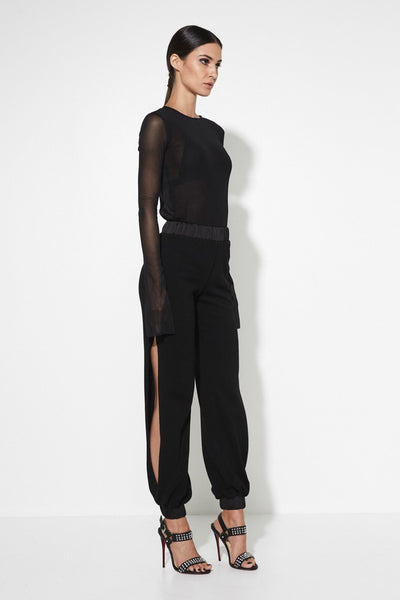 MOSSMAN WHOLE TRUTH PANT - BLACK - sisterfield