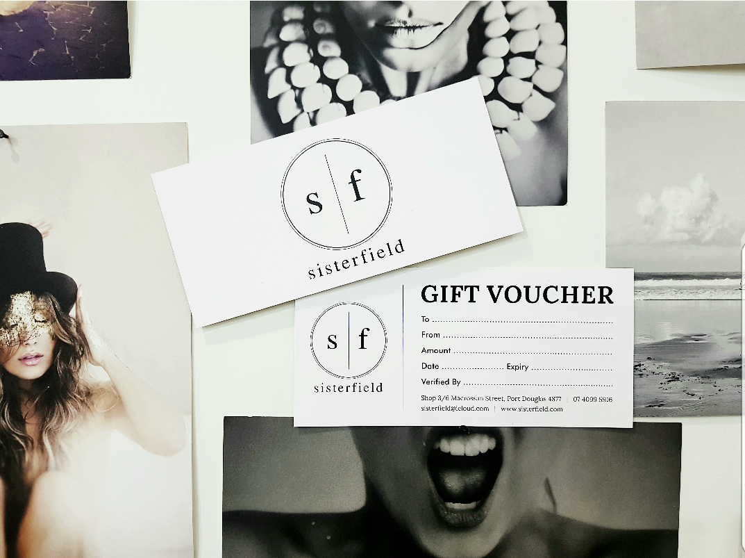 Gift Card - sisterfield
