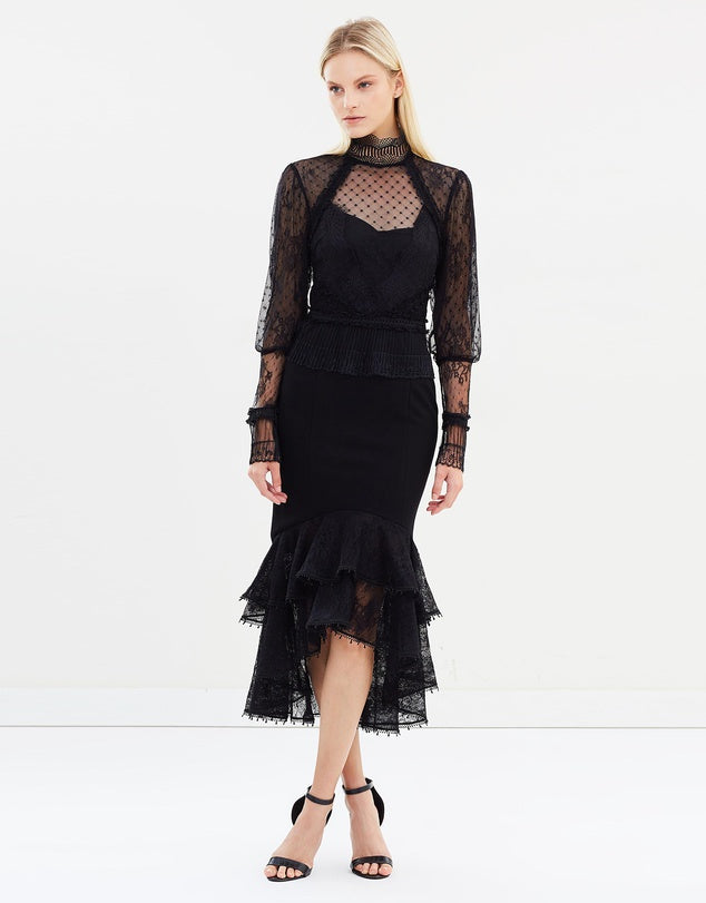 ASILIO VALOR LACE DRESS - sisterfield