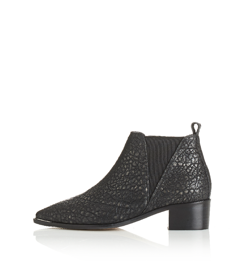 ALIAS MAE DEXTER BOOT - GUN METAL ELEPHANT