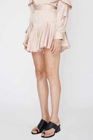 ACLER FLORENCE SILK SHORT - ROSE QUARTZ - sisterfield