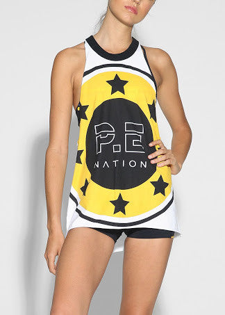 PE NATION MAD DOG TANK - sisterfield