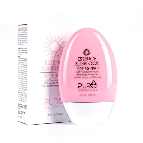PURE Essence Sunblock - Sữa chống nắng