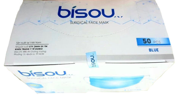 Disposable 4Ply Face Mask ( 50 pcs)