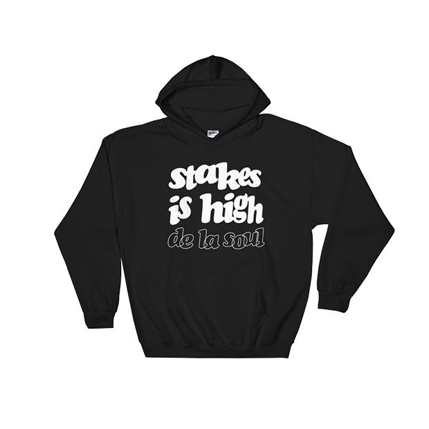 Stakes is High Hoodie