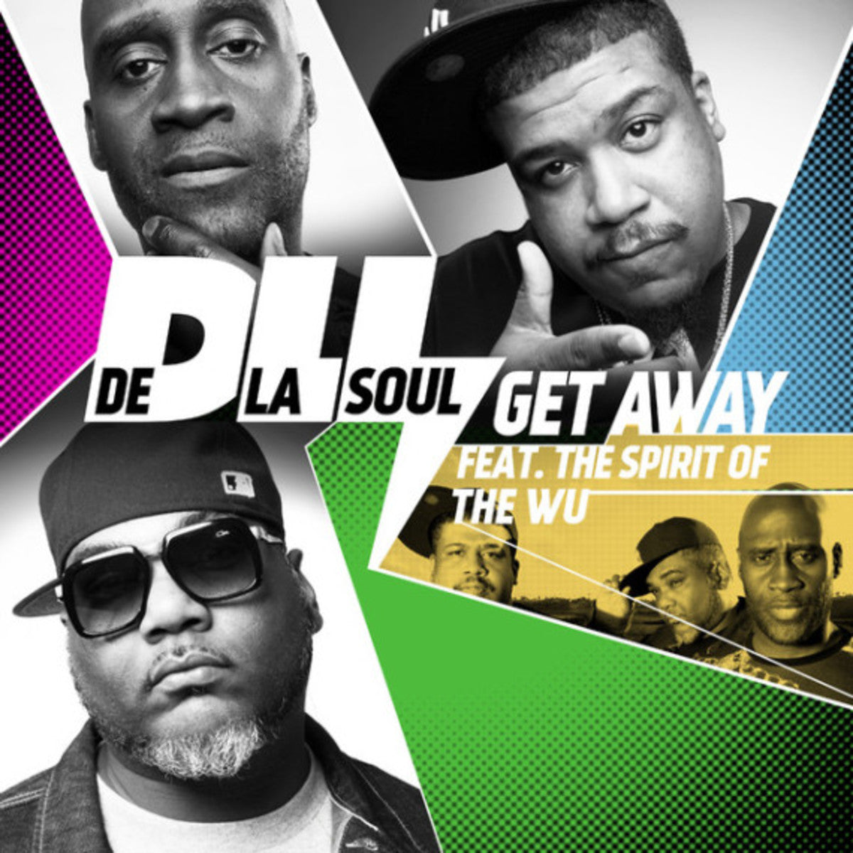 """Get Away"" feat. The Spirit of the Wu Free MP3 Download"
