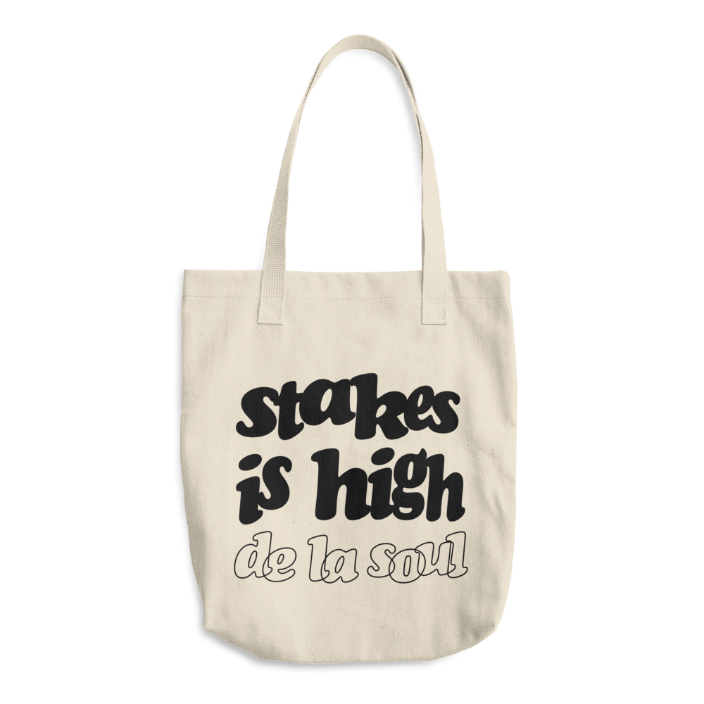 Stakes Is High Tote Bag