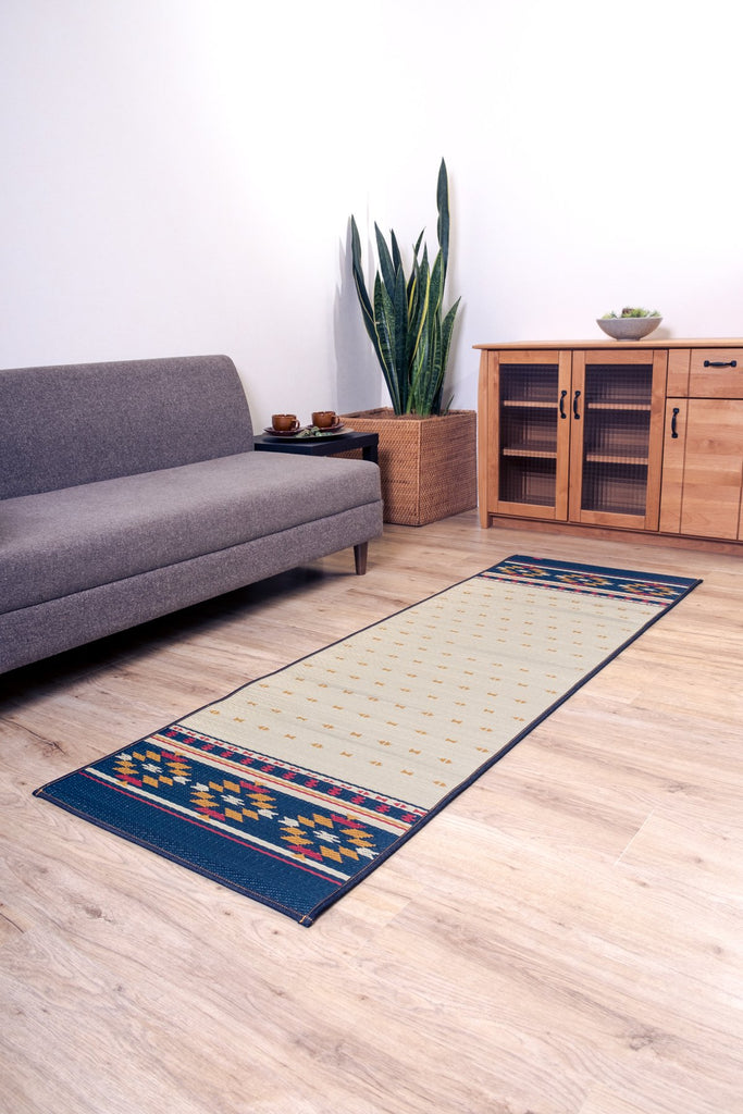 Natural Relaxing Tatami Yoga Mat - Earth (NV) -  Tatami Yoga Mat - IKEHIKO JAPAN