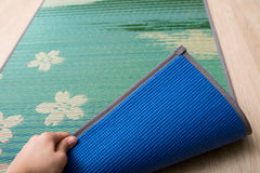 Clearance SALE: Natural Relaxing Tatami Yoga Mat - Proud -  Tatami Yoga Mat - IKEHIKO JAPAN