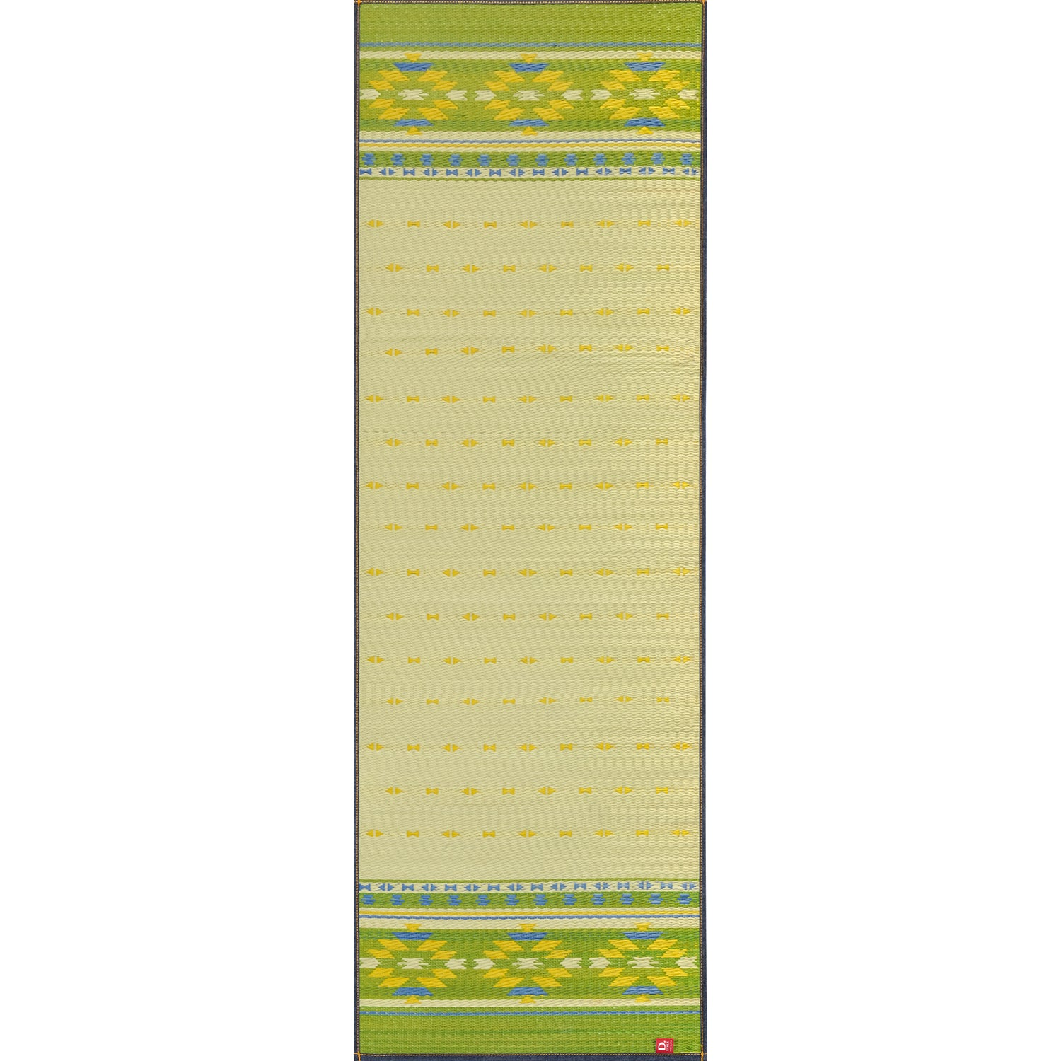 Natural Relaxing Tatami Yoga Mat - Earth (GN) -  Tatami Yoga Mat - IKEHIKO JAPAN