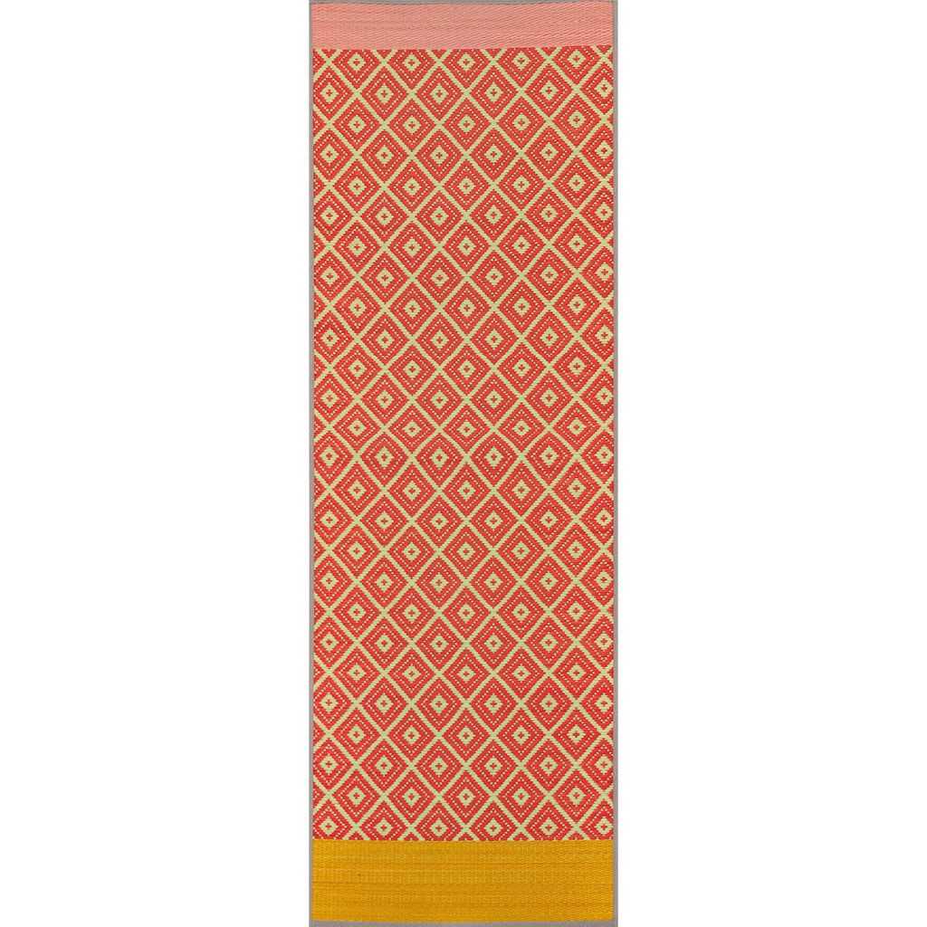 Natural Relaxing Tatami Yoga Mat - Lattice -  Tatami Yoga Mat - IKEHIKO JAPAN