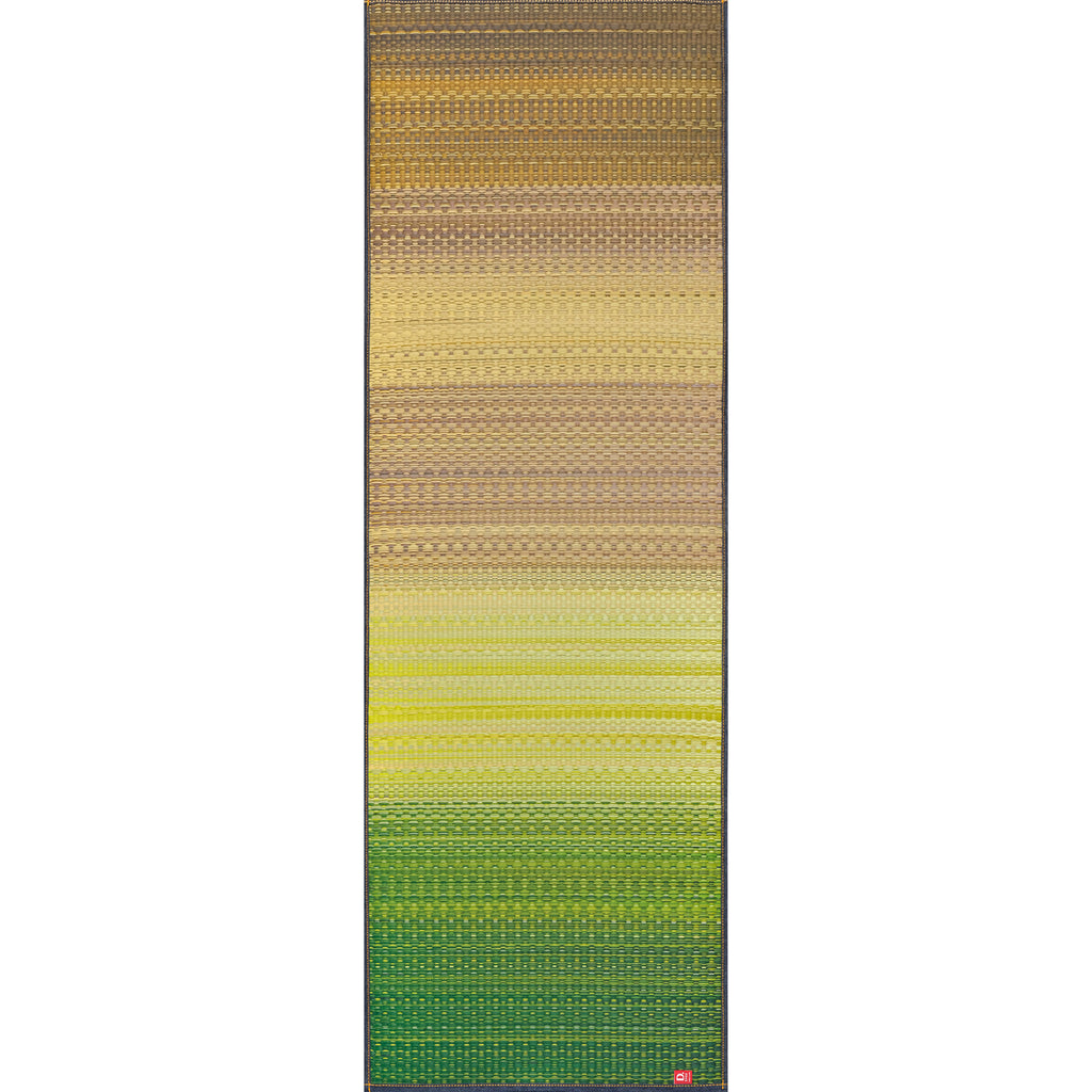 Japanese Natural Tatami Yoga Mat - Joy  (GN) -  Tatami Yoga Mat - IKEHIKO JAPAN