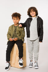 Nylon Bomber Jacket - 2 Pack