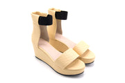 Honey Yellow Sandal