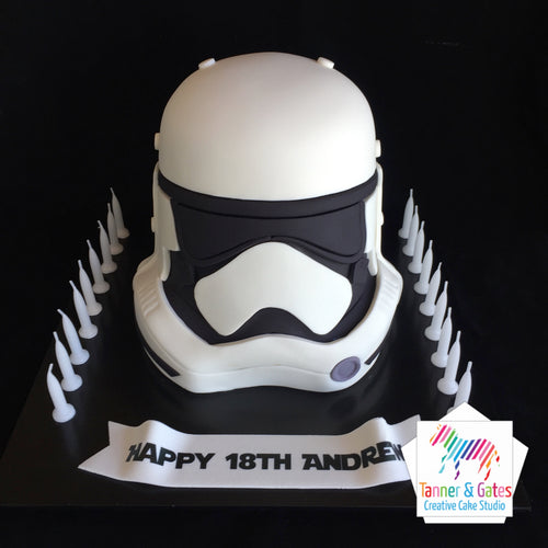 Star Wars - Stormtrooper (NEW) 3D